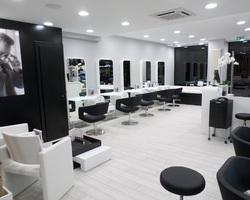 Agencement salons de coiffure 1