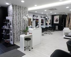 Agencement salons de coiffure 4