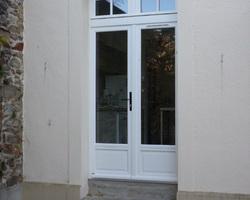 Portes bois sur mesure, Sud Mayenne (53)