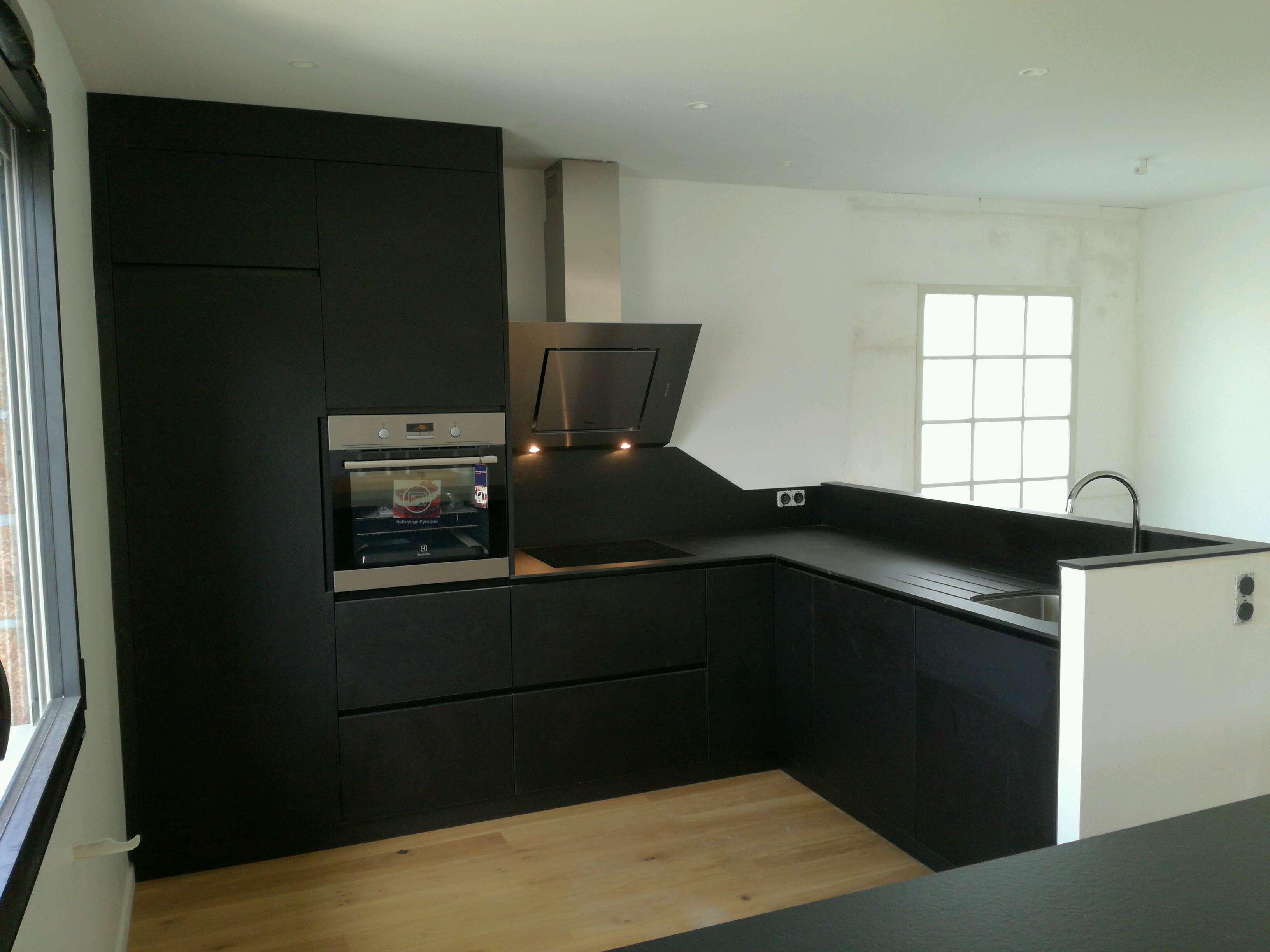 cuisine am nag e fabrication artisanale et pose en mayenne. Black Bedroom Furniture Sets. Home Design Ideas