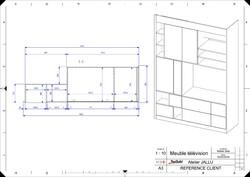 Plan de fabrication, Cossé-le-Vivien (53)