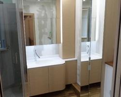 Salle de bain, Sud Mayenne (53).